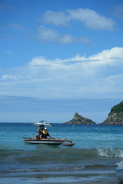 wikiproa / Daves Ulua Tacking Outrigger Canoe